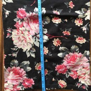 Express Skirts - Floral pencil skirt